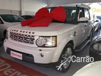 Land Rover discovery HSE 4X4 3.0 SDV6 AT