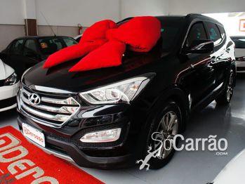 Hyundai santa fe GLS 4WD 3.3 V6 AT