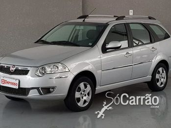 Fiat PALIO WEEKEND ATTRACTIVE 1.4 4P
