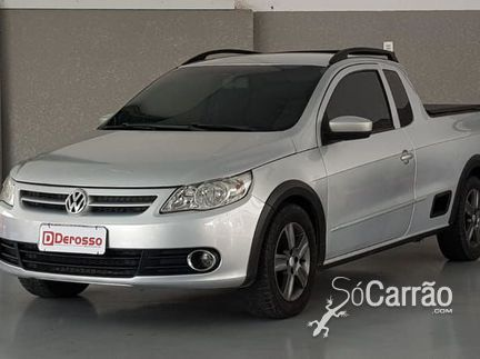 Volkswagen SAVEIRO CE - saveiro ce G5 1.6 8V