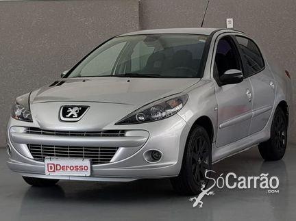 Peugeot 207 SEDAN - 207 sedan PASSION XS 1.6 16V
