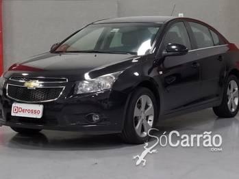 GM - Chevrolet cruze ecotec6 LT 1.8 16V FLEXPOWER