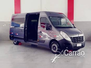 Renault master minibus vip L3H2 16LUG 2.3DCI 16V