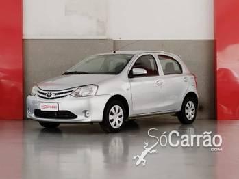 Toyota etios hatch X 1.3 16V