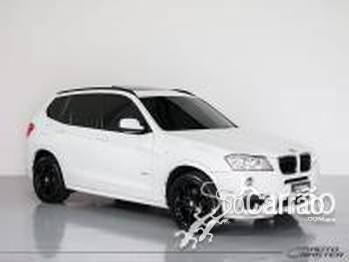 BMW X3 X DRIVE 35I 3.0 306CV BITURBO