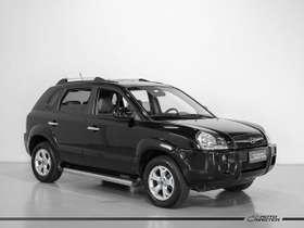 Hyundai TUCSON - tucson GL NAC 4X2 2.0 16V AT