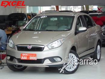 Fiat GRAND SIENA ESSENCE 1.6 4P