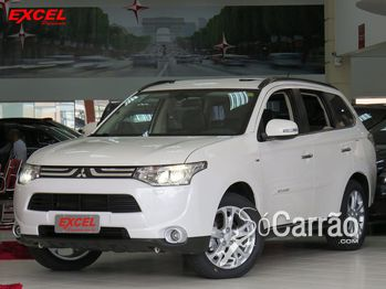 Mitsubishi OUTLANDER GT 4X4 3.0 V6 AT