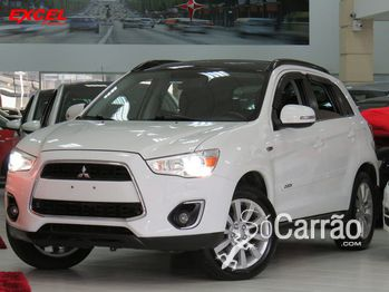 Mitsubishi ASX HPE AWD 2.0 16V CVT