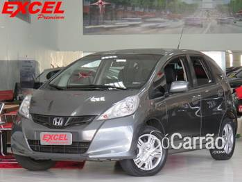 Honda FIT DX 1.4 MT