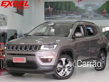 JEEP JEEP COMPASS LONGITUDE AT6 2.0 4X2