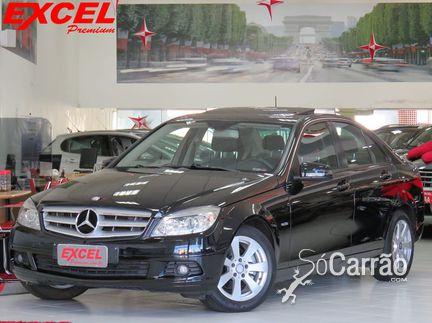 Mercedes C 180 - c 180 KOMPRESSOR CLASSIC SPECIAL 1.6