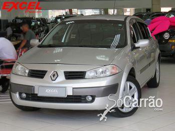 Renault MEGANE SEDAN DYNAMIQUE 2.0 16V AT
