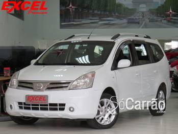 Nissan GRAND LIVINA SL 1.8