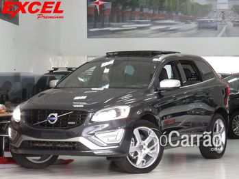 Volvo XC60 R-DESIGN T5 FWD 4X2 2.0 TB AT