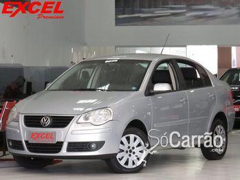 Volkswagen POLO SEDAN 2.0 8V