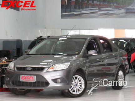 Ford NEW FOCUS SEDAN - new focus sedan 1.6 16V FLEXONE