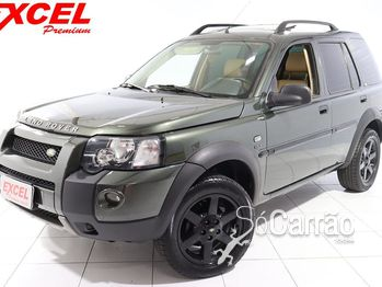 Land Rover freelander HSE 4X4 2.5 V6 AT
