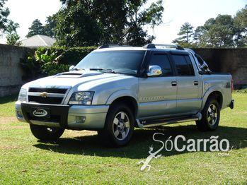 GM - Chevrolet s10 CD EXECUTIVE 4X2 2.4 8V