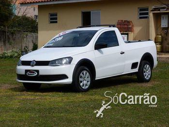 Volkswagen saveiro cs TRENDLINE G6 1.6 8V