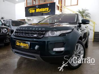 Land Rover EVOQUE Pure 2.0