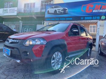 Fiat PALIO WEEKEND ADVENTURE 1.8 16V 4P