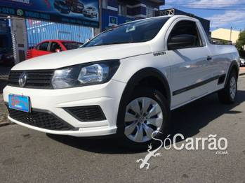 Volkswagen SAVEIRO ROBUST 1.6 Total Flex 8V CD