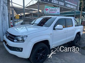 Volkswagen AMAROK 2.0 CD 4x4 TDi HIGHLINE
