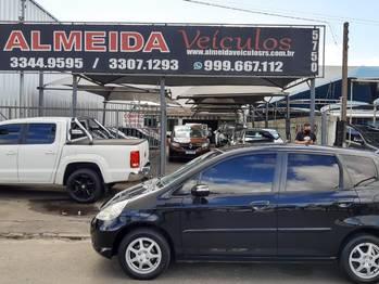 Honda FIT EX 1.5 16V CVT