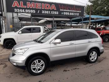 Honda CR-V CR-V EXL 4WD 2.0 16V AT