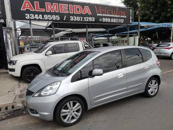 Honda FIT FIT EXL 1.5 16V AT