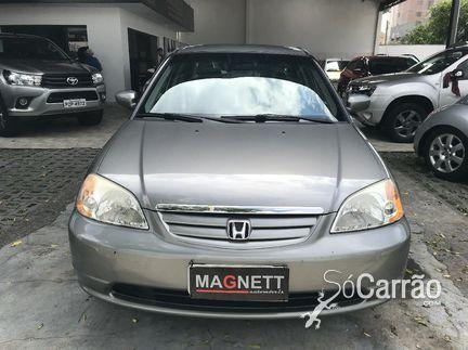 Honda CIVIC - civic LX 1.7 16V AT