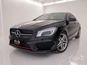 Mercedes CLA 250 - cla 250 SPORT 2.0 16V TB 4MATIC