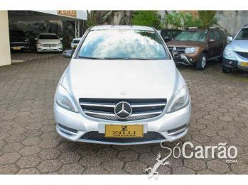 Mercedes 200 CGI 1.6 TB