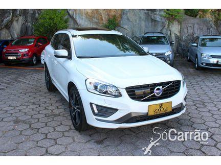 Volvo XC60 - xc60 R-DESIGN T5 FWD 4X2 2.0 TB AT