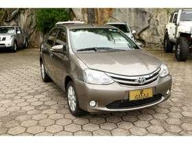 Toyota ETIOS SEDAN - etios sedan XLS 1.5 16V AT