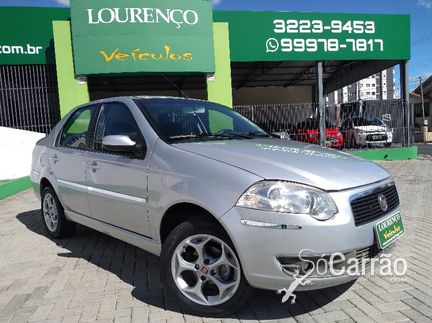 Fiat SIENA - siena ELX(Attractive) 1.4 8V 85CV
