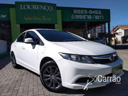 Honda CIVIC - civic LXS(Couro) 1.8 16V AT