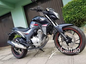 Honda CB 250F Twister ABS