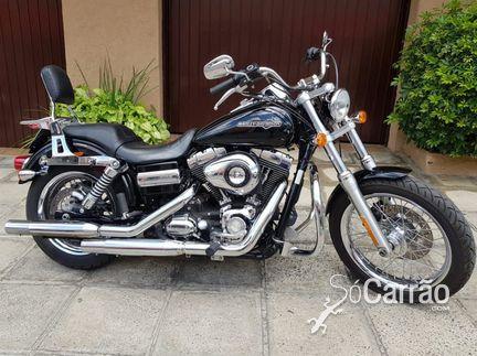 Harley Davidson Dyna - DYNA SUPER GLIDE