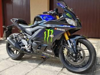 Yamaha YZF R3 321 MONSTER ENERGY MOTO GP EDITION