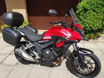 Honda CB 500 CB 500 X