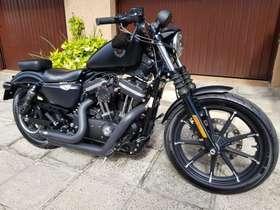 Harley Davidson XL - xl XL 883 IRON