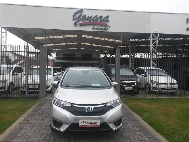 Honda FIT LX 1.5 MT