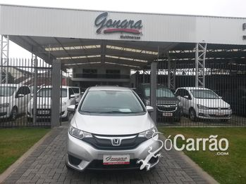 Honda FIT LX 1.5 MT