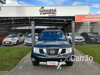 Nissan FRONTIER SL CD 2.5 4X4 TB