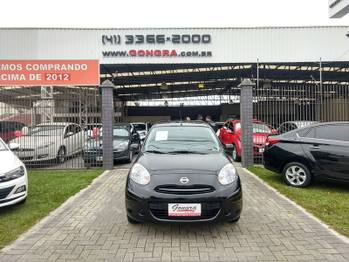 Nissan MARCH S 1.0 12v