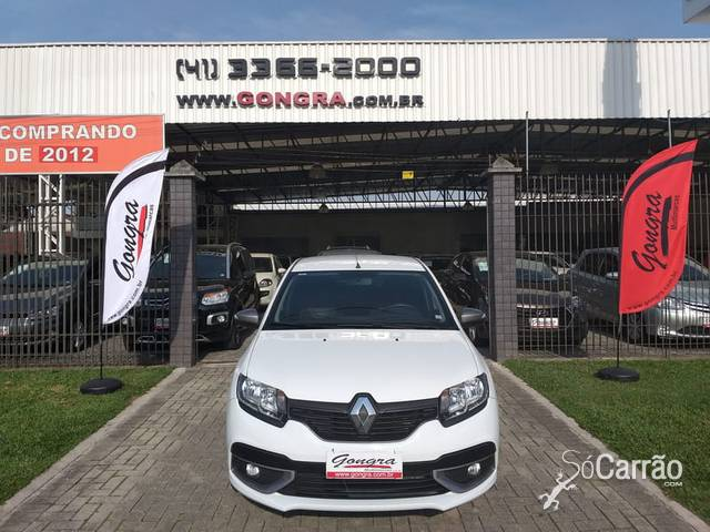 Renault SANDERO GT LINE 1.6 8V
