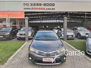 Toyota corolla XEi 2.0 16V AT
