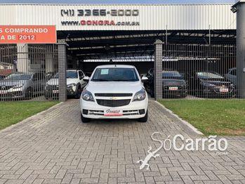 GM - Chevrolet agile LT 1.4 8V ECONOFLEX